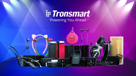 Tronsmart Quick Charge 2.0 3-Port Wall Charger listed as Featured Product by Qualcomm