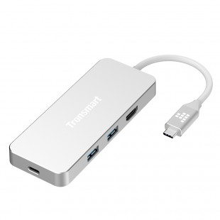 CTHA1 6-in-1 USB Type-C 3.1 Hub