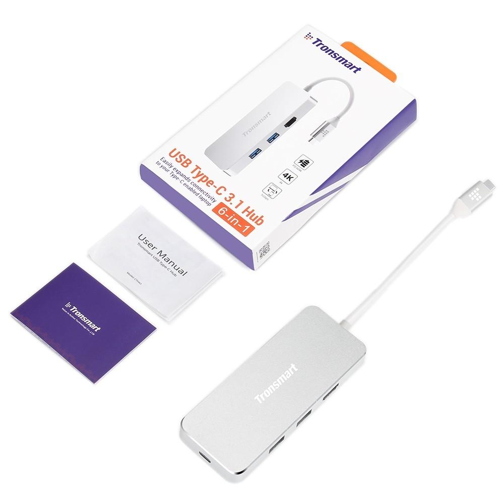 Tronsmart CTHA1 USB Type-C 3.1 Hub