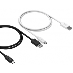 Type C Cables Latest Style CC05P USB Type C Male to USB A 2.0 Male 6 Feet 2 Pack