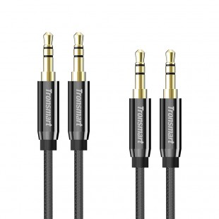 Tronsmart S3C02 2 Pack 3.5mm to 3.5mm Stereo Audio Cable
