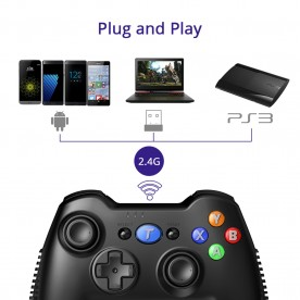 Tronsmart Mars G01 2 4G Wireless Game Controller for Android, Windows