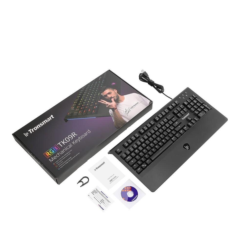 Tronsmart TK09R RGB Mechanical Gaming Keyboard - IT Layout