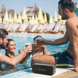 Element Force Waterproof Portable Bluetooth Speaker