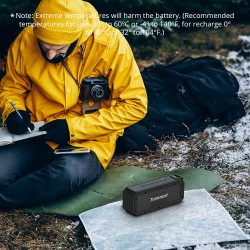 Element Force+ Waterproof Portable Bluetooth Speaker