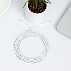 Double Braided Nylon 6FT USB-C to Lightning Cable