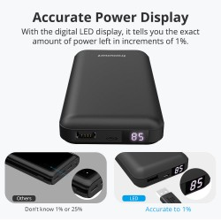 PB20 20000mAh Portable Power Bank