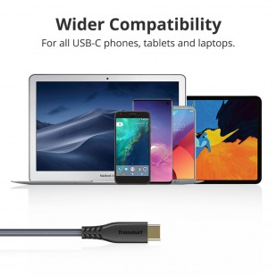 TCC01 4ft USB-C to USB-C 2.0 Cable