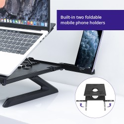 D07 Foldable Laptop Stand