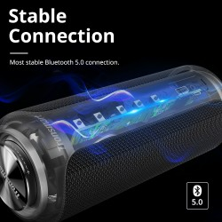 T6 Plus Upgraded Edition SoundPulse™ Bluetooth Speaker