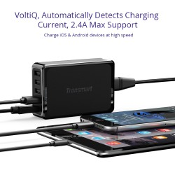 Tronsmart U5PTA Quick Charge 3.0 Rapid Desktop Charger