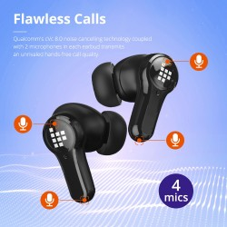 Tronsmart Onyx Apex Active Noise Cancelling True Wireless Stereo Earbuds