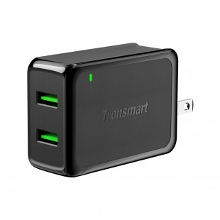 W2TF 2 Ports Qualcomm Quick Charge 3.0 USB Wall Charger