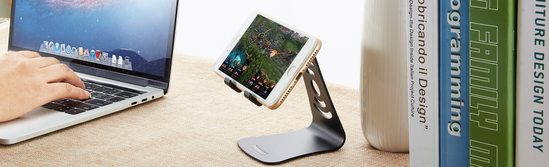 Laptop & Phone Stands
