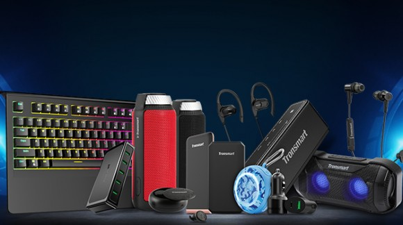 Tronsmart Presented A Wide Variety of New Products at Global Sources Mobile Electronics Trade Fair 2018