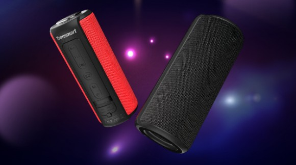 Tronsmart Launches The Element T6 Plus - A New Generation of Portable Bluetooth Speakers with a Max Output of 40W