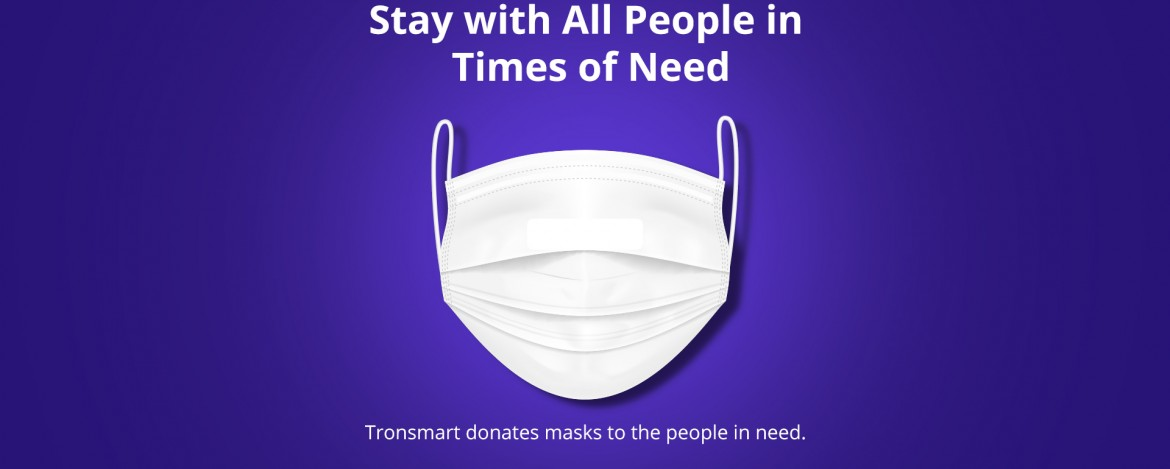 Tronsmart Helps Fight Against COVID-19