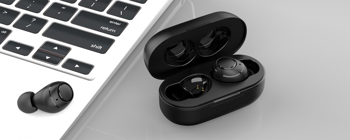 Supported by Qualcomm, Tronsmart launched UV sterilization earphones Onyx Free to against Coronavirus